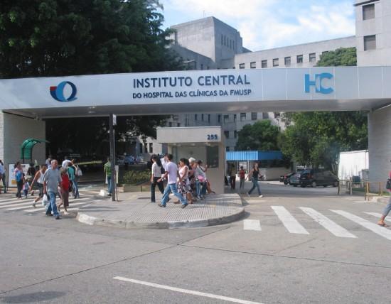 Fertilização in vitro pelo SUS no Hospital das Clínicas.